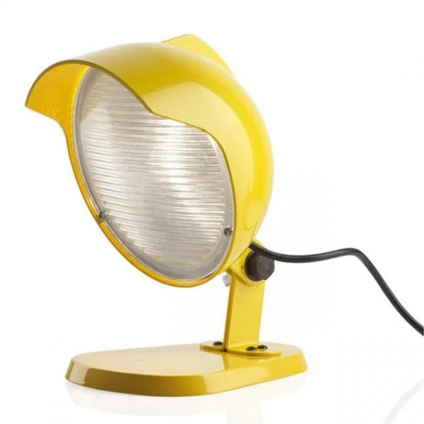 Настольная лампа Duii mini tavolo giallo (LI1812 50 E) Diesel with Foscarini